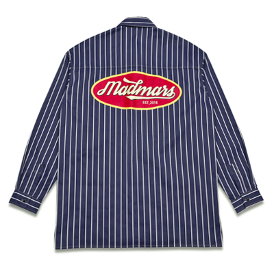 [40%할인]RETROSPECT STIRIPE SHIRTS