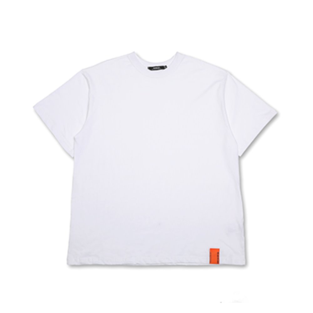 BASIC POINT T-SHIRTS WHITE