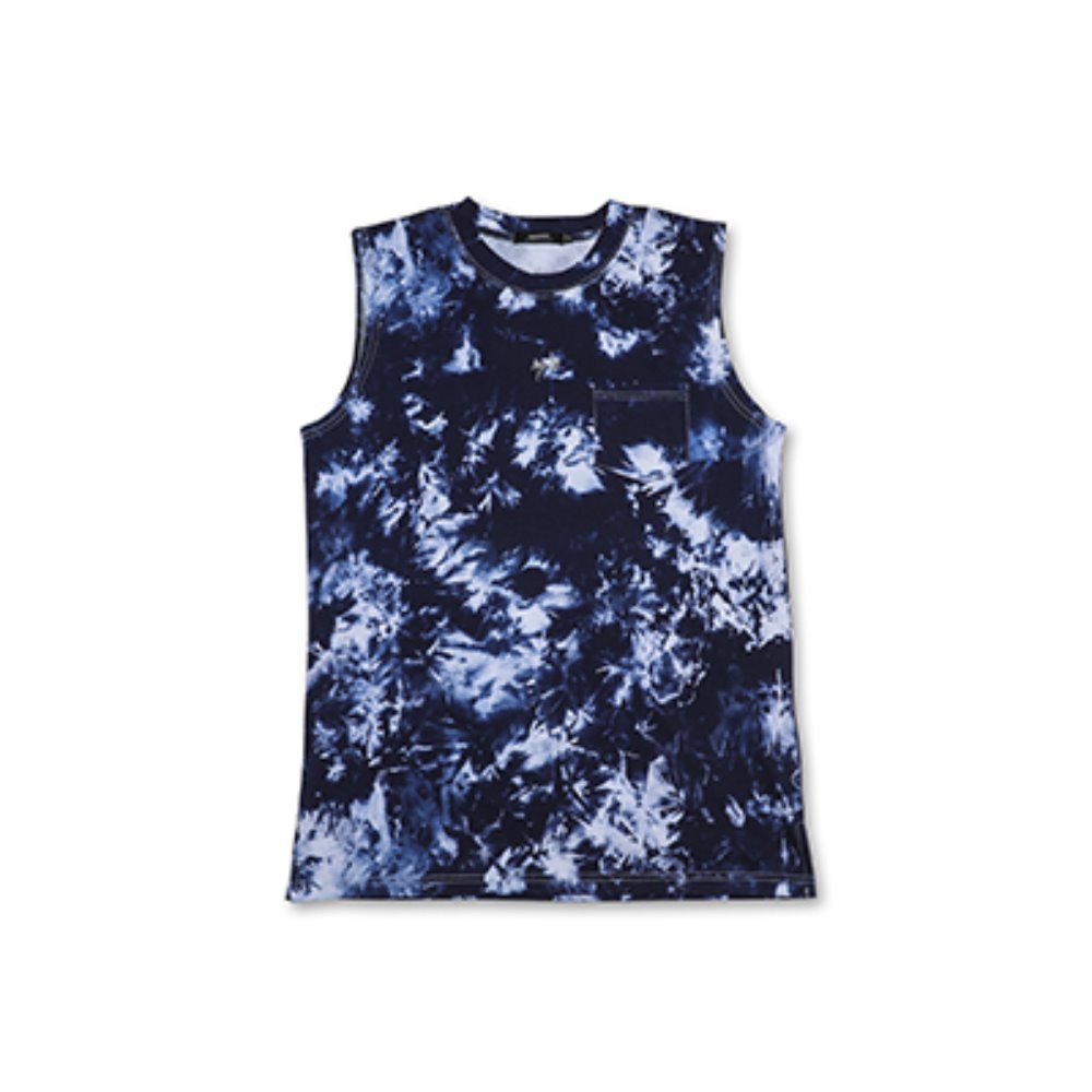 SPYDER SLEEVELESS_NAVY