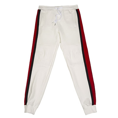 MDMS BASIC SWEAT PANTS (WHITE IVORY)