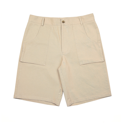 MADMARS BASIC POCKET SHORTS (BEIGE)