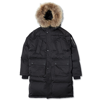 [50%할인]DUCK DOWN HEAVY LONG PARKA