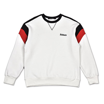 SHOULDER POINT SWEATSHIRTS_OFFWHITE