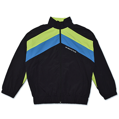 MULTI COLORED WINDBREAKER