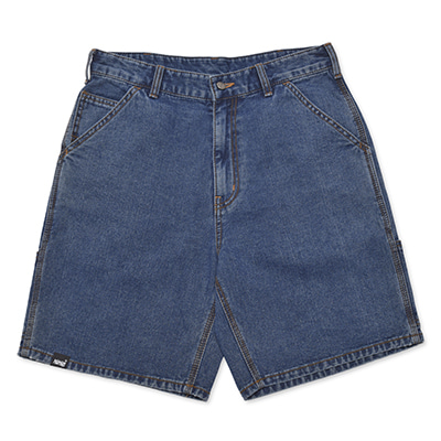 SIDE POCKET SHORTS_DEEP BLUE