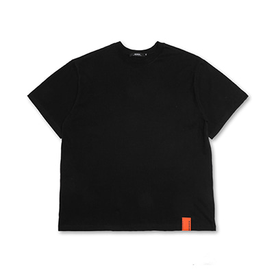 BASIC POINT T-SHIRTS BLACK