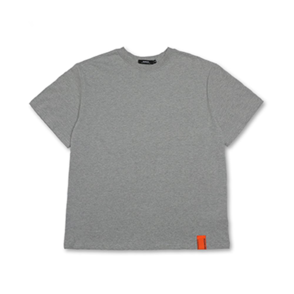 BASIC POINT T-SHIRTS GRAY