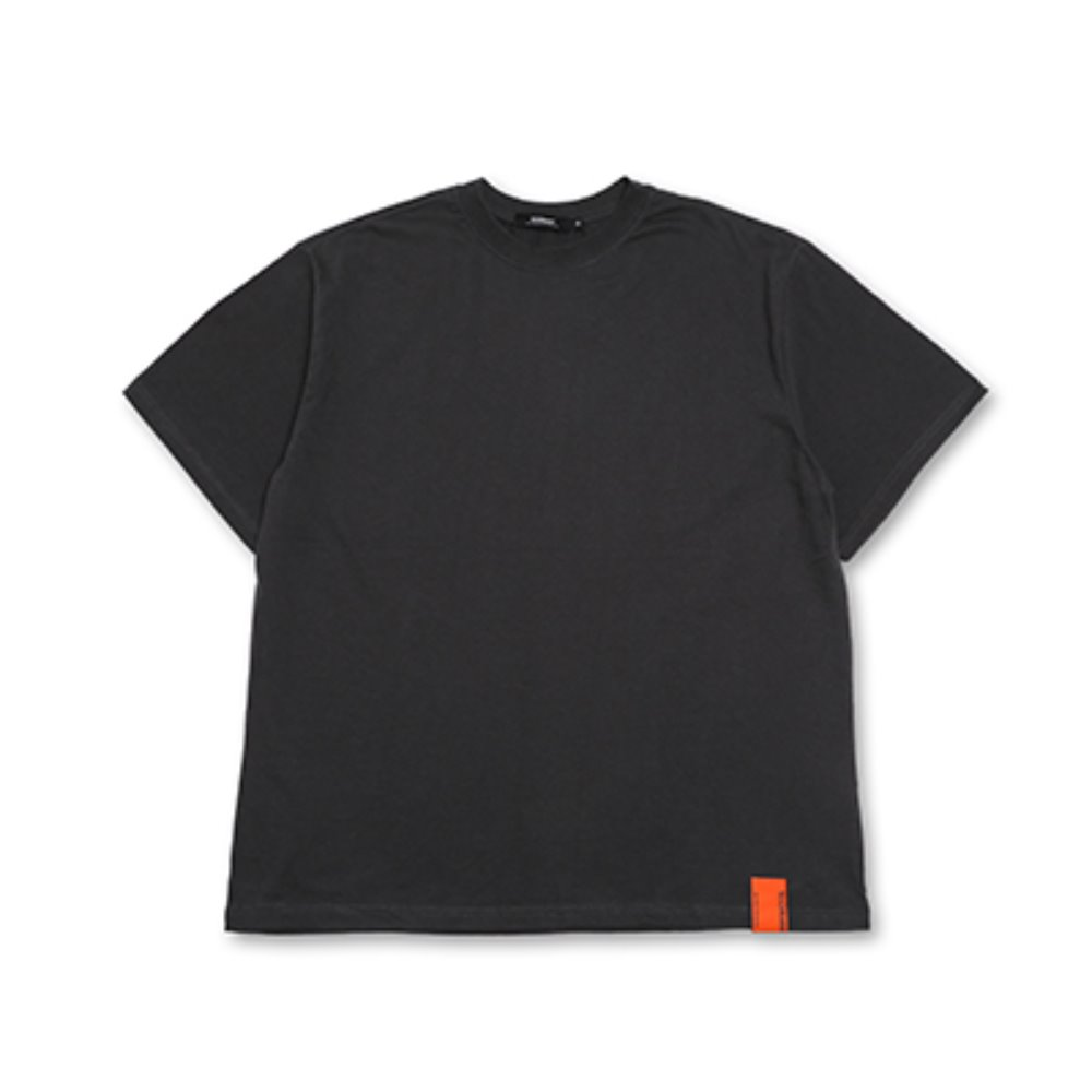BASIC POINT T-SHIRTS CHARCOAL
